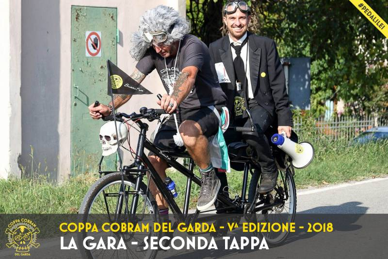 La Gara - Seconda Tappa